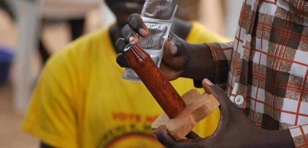 prevenzione e condom in Africa
