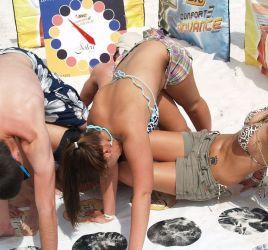 gioco femminile twister