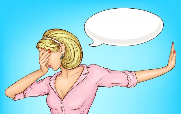 come le donne reagiscono allerezione